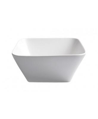 Kartoffelskål - firkantet - porcelæn